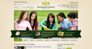The Burlington school, London