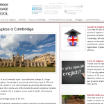Scuola di Inglese a Cambridge - Cambridge Language School