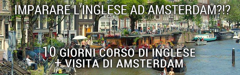 corso di inglese ad Amsterdam