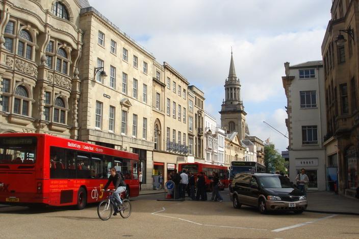 Scuole di inglese a Oxford