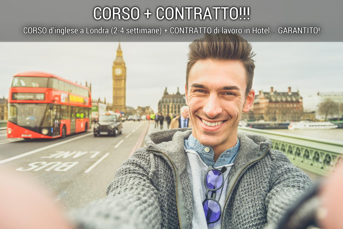 Studia e Lavora a Londra