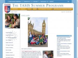 TASIS The American School in England Summer Programs