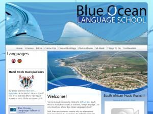 Blue Ocean Language School