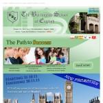The Burlington School of English