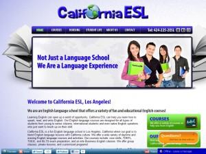 California ESL