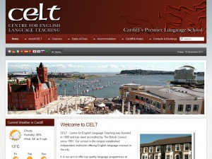 CELT – Centre for English Language Teaching