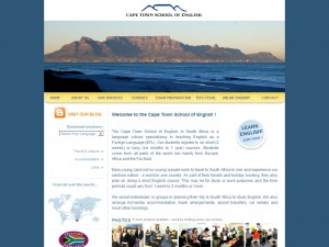 Cape Town School of English