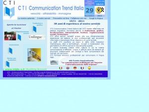 CTI – Communication Trend Italia