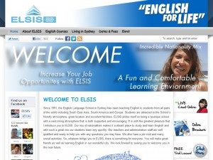 ELSIS – English Language School in Sydney