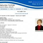 The English Tutor