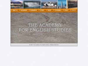 Academy for English Studies