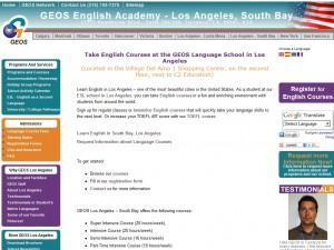 GEOS English Academy