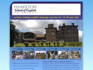 Hamilton School of English