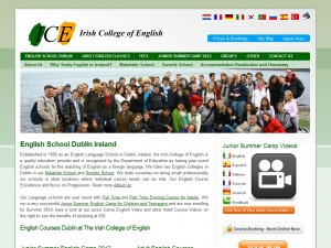 ICE – Irish College of English