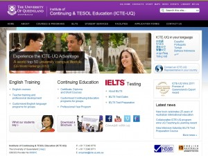 ICTE-UQ The University of Queensland