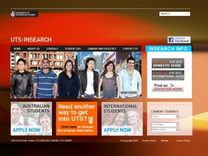 UTS – Insearch