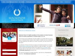 Mackenzie School of English