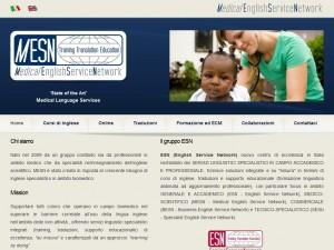 Medical English Service Network
