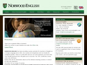 Norwood English