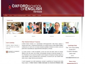 Oxford School of English Venezia