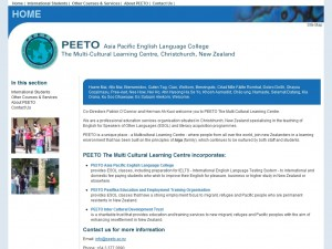 PEETO Asia Pacific English Language College