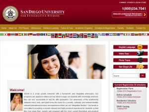 San Diego University for Integrative Studies