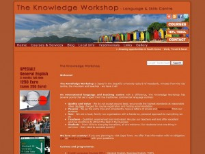 The Knowledge Workshop