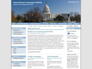 International Language Institute Washington