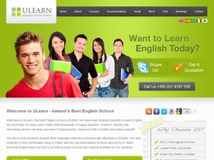 ULearn English School Dublin