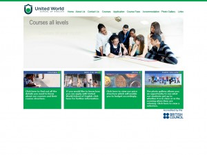 United World School of English