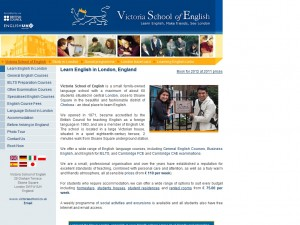 Victoria School of English