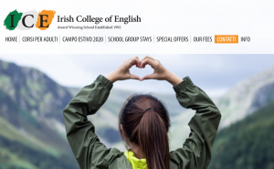 Irish College of English – a 2 passi da Dublino