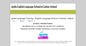 Ignite Language Training