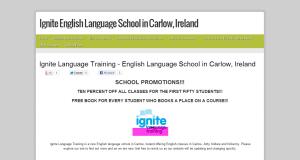 Ignite Language Training