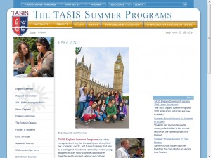 TASIS The American School in England Summer Programs