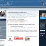 The University of Adelaide English Language Centre