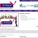 Al Hayat International Language Centre