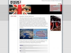 Benedict School Genova