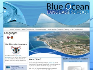 Blue Ocean Language School