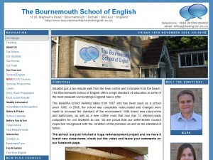 Bournemouth School of English
