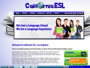 California ESL
