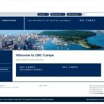University of British Columbia Camps