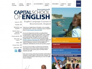 Capital School of English (Bournemouth)