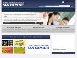 Centro Linguistico Culturale San Clemente