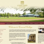 Concord College Shrewsbury