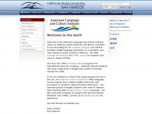 ALCI – California State University