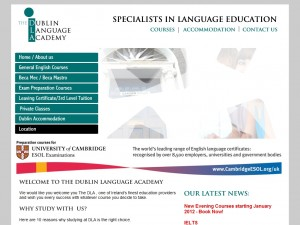 The Dublin Language Academy