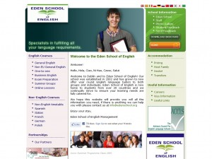 Eden School of English