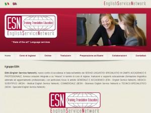 English Service Network