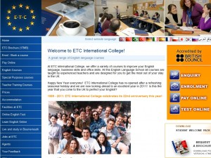 ETC International College